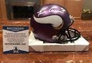 Kirk Cousins Signed Mini Helmet - Riddell Beckett GTSM - GTSM Certified - Autographed NFL Mini Helmets