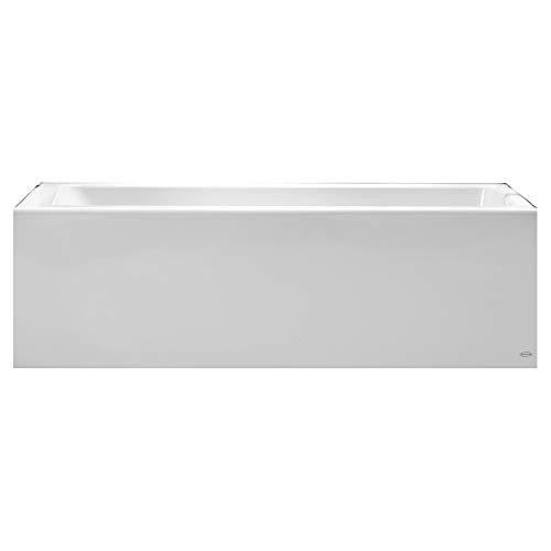 American Standard 2946102.011 Studio Integral Apron Bathtub Right Drain 60 in. x 32 in. in Arctic White