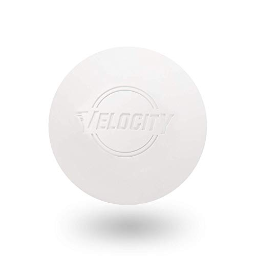 Best Prices! 2 Pack of Velocity Lacrosse Balls. - Color White.