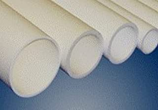 UHMW (Ultra High Molecular Weight) Polyethylene Porous Tube/Porosity: 10 Micron/Hydrophilic / Dimensions: 1/4
