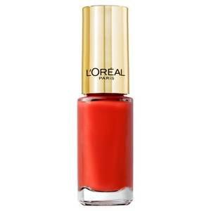 L 'Oréal Paris–Color Riche 304Spicy Orange–Das Mini Nagellack Maxi Auswirkungen