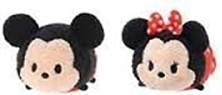 3.5 Plush Set Mickey Mouse and Minnie Mouse Tsum