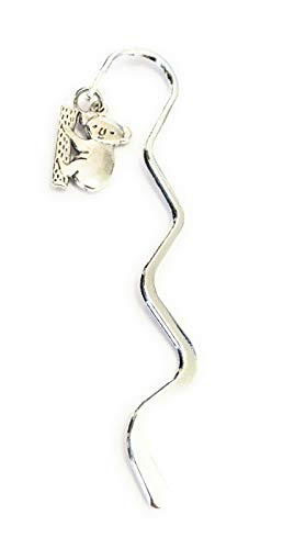 FizzyButton Gifts - Mini segnalibro a forma di koala, in sacchetto regalo