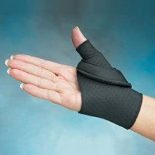 Comfort Cool Thumb CMC Abduction Splint - Size: Large, Right