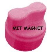 Mutti-Dreher Drehhilfe passend für den Thermomix® TM5 und TM6 (Beere mit Magnet)