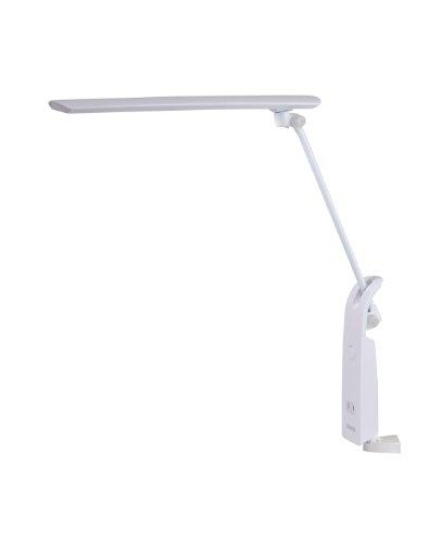 スワン電器 LEDアームライト クランプタイプ ホワイト