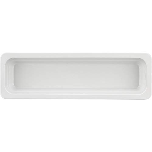 SCHÖNWALD GN-Behälter 2/4 Porzellan, Tiefe: 65 mm, Inhalt: 3,00 Liter