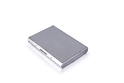 10 IN 1 Metall Switch Spielkartenetui für Nintendo, BagTu Tragbarer Kartenschutz für 8 Switch Spielkarten und 2 Speicherkarten