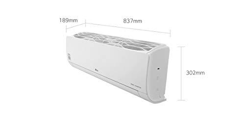 Mini Split LG Frío 12000 BTU´s VM122C7