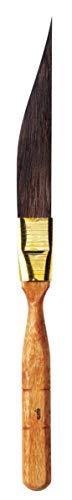 da Vinci Brushes 700 Series Sword Stripper Pinsel, Borsten, Cedar, Size 1