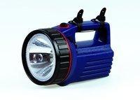 Handleuchte, Akku Handscheinwerfer, Halogen/LED