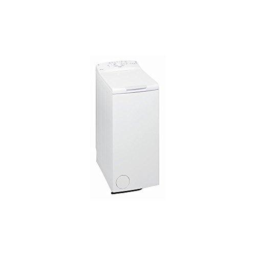 Whirlpool AWE 6607freistehend Toplader 6kg 1200U/min A + + Weiß Waschmaschine
