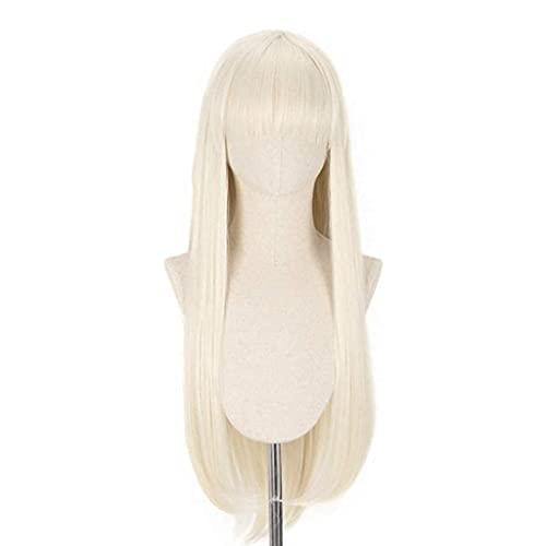 Ani·Lnc Kakegurui-Compulsive Gambler Season 2 Yomoduki Runa long hair cosplay wig