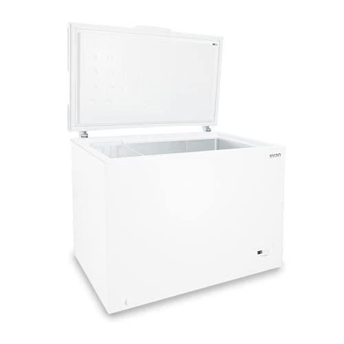 Svan SVCH201DDC Congelador Horizontal Dual Cooling 200L A+/F Blanco