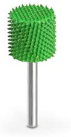 "Saburrtooth Green - Coarse Grit 1//4/"" Shank Sphere 1//2/"""