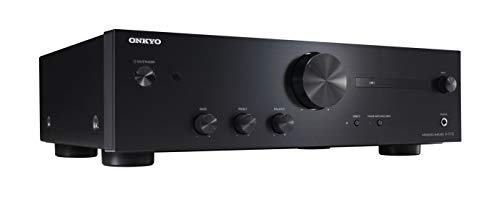 Onkyo A-9110 Integrated Stereo Amplifier, Black