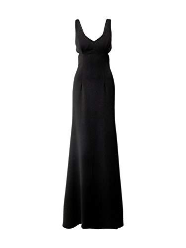 STAR NIGHT Damen Abendkleid schwarz 40