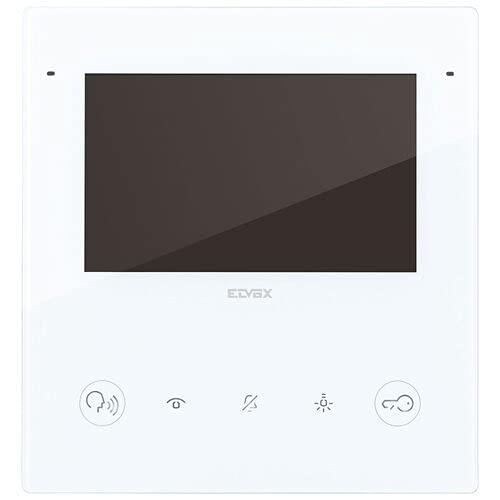 Eci Elettroforniture Vimar ELVOX - 40515 - Videoportero 2F + Wi-Fi Tab5S Up VV b.co Sustitución 40507
