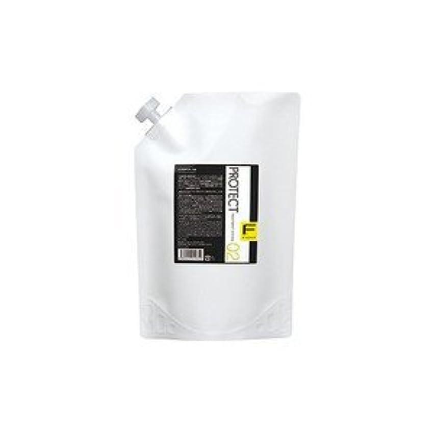 寝るワームエキスFIOLE フィヨーレ Fプロテクト02 トリートメントシステム 1500ml (業務用) 【国内正規品】