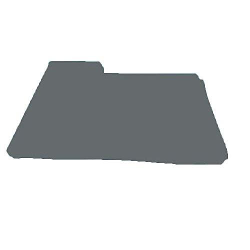 Tarpaulin LVZAIXI Bâche de Haute qualité, bâche imperméable Durable 650g / M2 Gris (Taille : 3 * 4m)