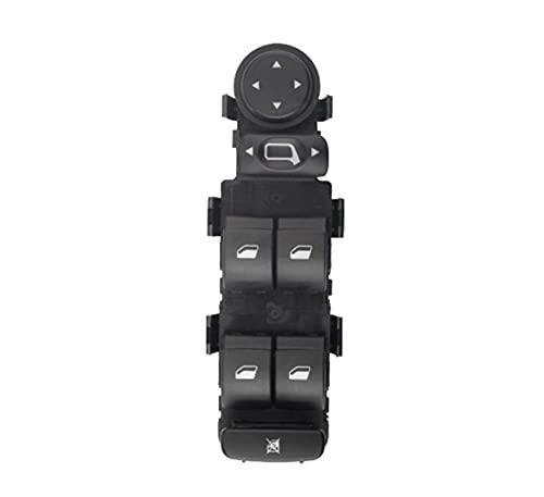 ZIHAN Feil Store Coche Auto Electric Power Switch Botton Fit para Peugeot Citroen C4 2004-2015 Regulador de la Ventana Master 6554.ha 6554ha 6554 ha