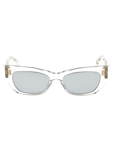 Thom Browne Luxury Fashion DTS5305403CRYSTALCLEAR Multicolour zonnebril | Seizoen permanent