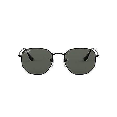 Fashion Shopping Ray-Ban Rb3548n Hexagonal Flat Lenses Sunglasses