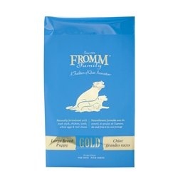 large breed puppy food reviews - Fromm Family Gold
