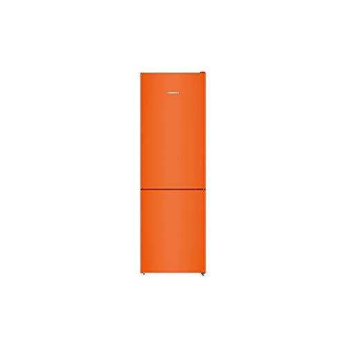 Liebherr CNno 4313 Stand-Kühl-/Gefrierkombination, 60 cm breit, 310L, NoFrost, DuoCooling, Neon-Orange
