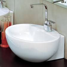 Flaminia serie Dip DP481 Lavabo 62 piano rubinetteria appoggio bianco appoggio - sospeso