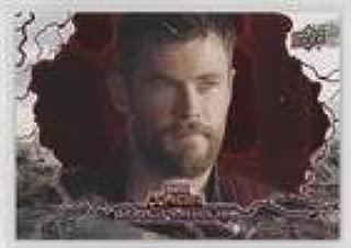 Realization (Trading Card) 2017 Upper Deck Thor: Ragnarok - [Base] - Red #31