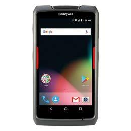 Honeywell EDA71, 2D, BT, 13 MP WiFi-Kamera, Android, 32 GB, EDA71-1-B741SAGOK (WiFi, Android, 32 GB Standard-Akku)