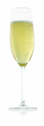 Vacu Vin 7649960 Flûte à Champagne Lot de 2