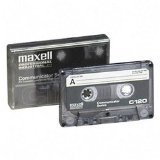 Maxell Professional Industrial Duplicator Series C-60 Audio Cassettes (100 Pack)
