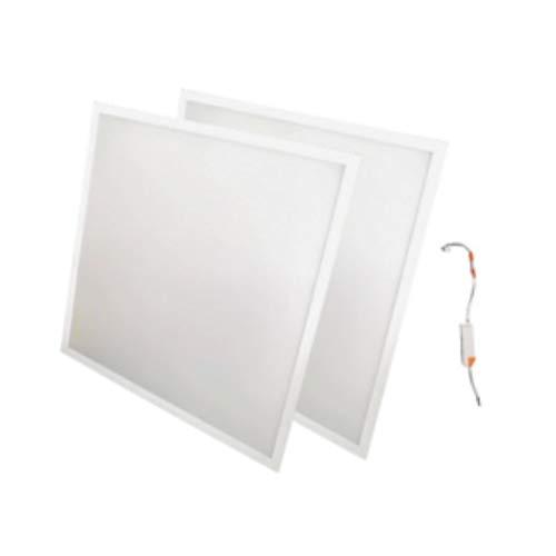 Dalle LED 60x60 48W BLANC (Pack de 2) - Blanc Chaud 2300k - 3500k