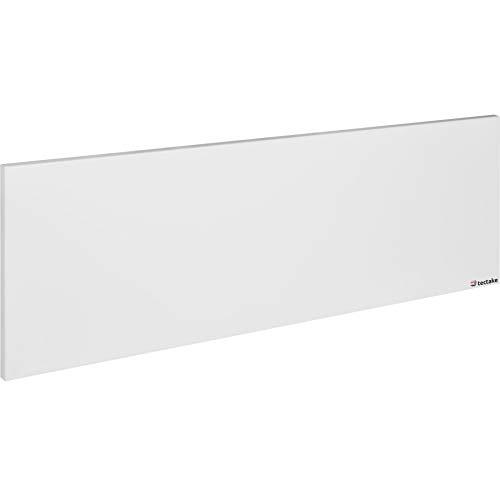 TecTake 800582 Infrarotheizung, GS-geprüft von TÜV SÜD, mit Überhitzungs- und Überspannungsschutz, inkl. Wandhalterung - diverse Größen - (550 Watt | Nr. 402974)