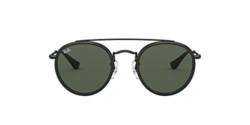 Ray-Ban 0RJ9647S Gafas, Black, 46 Unisex