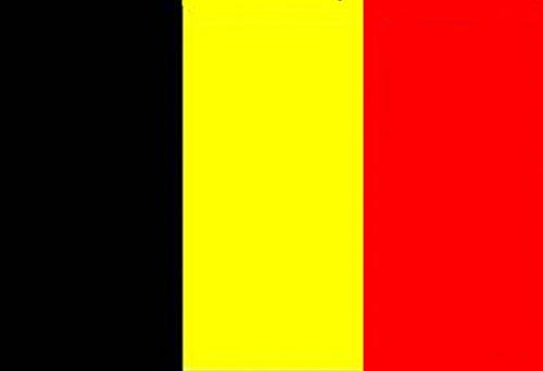 Gran Bandera de Belgica 150 x 90 cm Satén Durobol Flag
