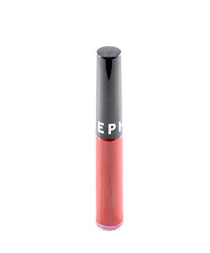 Sephora Collection Cream Lip Stain Liquid Lipstick Red Velvet 96 - rouge deep red, 0.08 oz