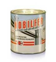 Covema Nobilfer - Ferro Micaceo Grana Fine Silver