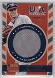 Skye Bolt #89/125 (Baseball Card) 2013 Panini America's Pastime - USA Baseball Jerseys #US-SB