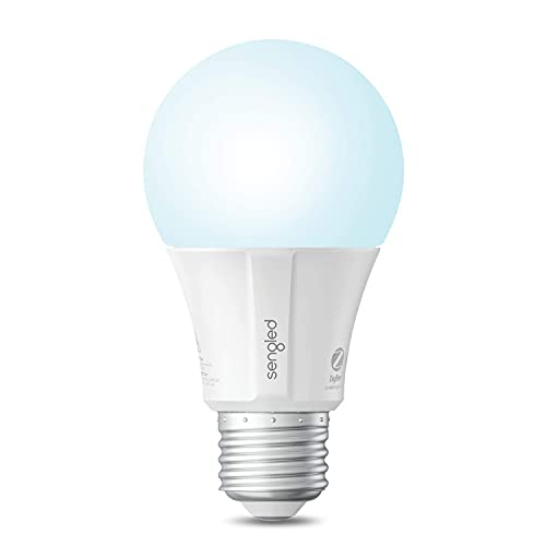 Sengled Zigbee Smart Bulb, Smart Hub Required, Works with SmartThings and Echo with built-in Hub,...
