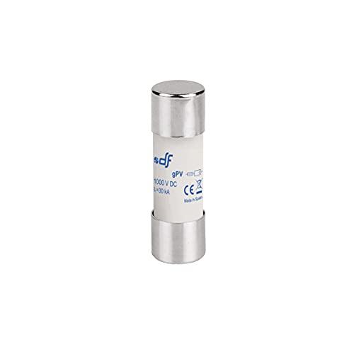 WITTKOWARE Schmelz-Sicherungseinsatz, 10,3x38mm, superflink, gPV, 1000V-, 16A