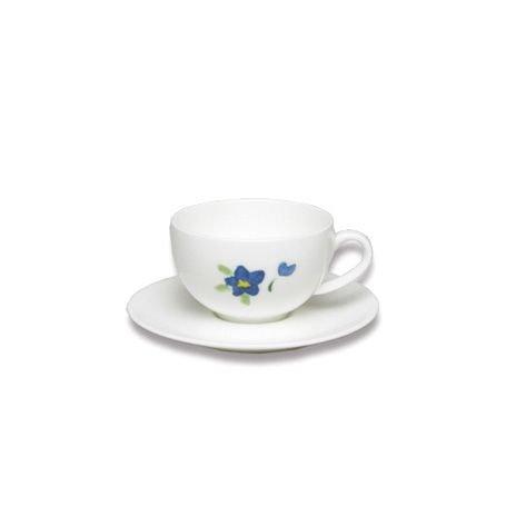 Dibbern Impression Espresso Obertasse Rund 0,11 L Blau