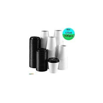 Recyclable cardboard, takeaway disposable coffee cups. Z