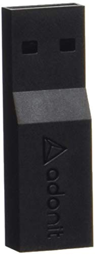 Adonit ADJCS2B praktisches kompaktes USB-Ladegerät für Adonit Jot Script 2.0 & Adonit Pixel - schwarz