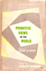 Hardcover Primitive Views of the World Book
