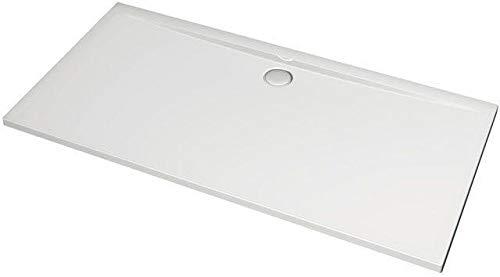 Ideaal Standaard Ultra Platte rechthoekige douchebak 1400x1000mm K2551, Kleur: Wit - K255101