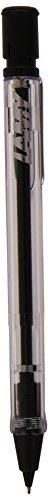 Lamy 1228028 Druckbleistifte 0.7 Modell vista 112, schwarz