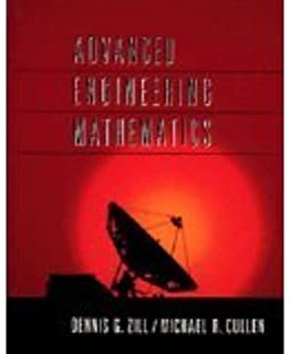 Advanced Engineering Mathematics Student Solutions Manual